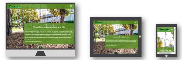 responsive webdesign projekt von samurai shot und text und konzept margit mederer-lahntroch